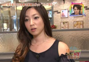深田恭子のスキャンダル画像