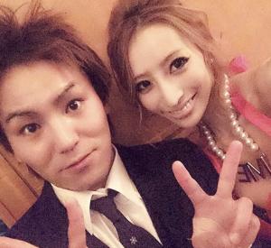 狩野英孝と加藤紗里のスキャンダル画像
