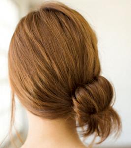 石原さとみの髪型、サイドの作り方-2