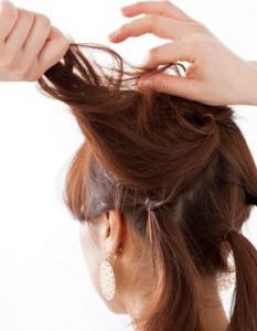 石原さとみの髪型アップの作り方