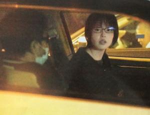 浜田雅功と吉川麻衣子のスキャンダル画像