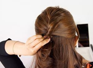 石原さとみの髪型の作り方