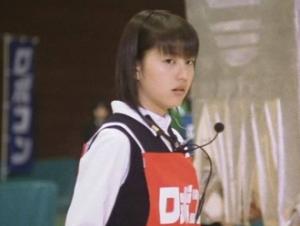 長澤まさみ主演の「ロボコン」