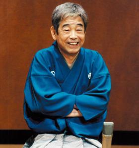 笑点の初代司会者の立川談志