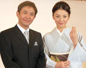 林家三平の嫁、国分佐智子