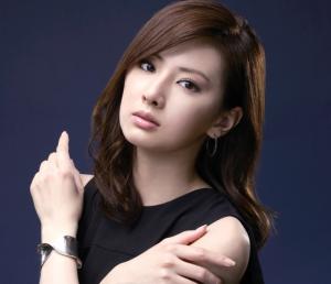 クールビューティーな女優の北川景子