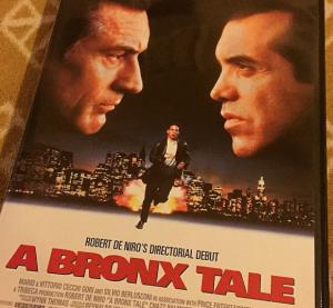 私のおすすめ映画「ブロンクス物語」